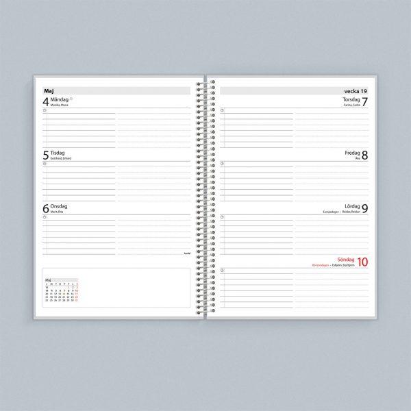kalendarie-senator-a5-spiral-silver