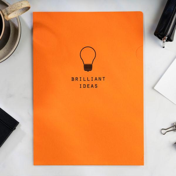 papperix-folder-orange-miljobild