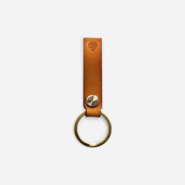 fancy-office-nyckelring-brunt-lader