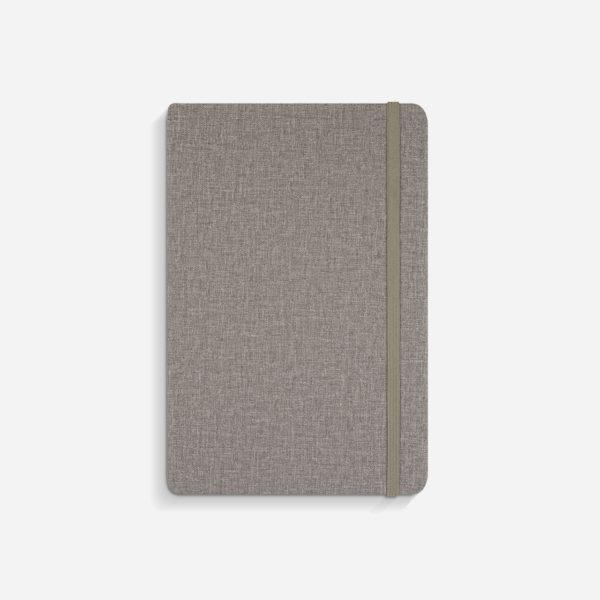 anteckningsbok utan linjer
